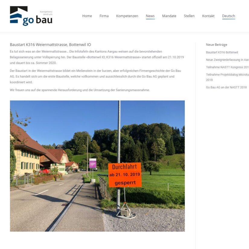 Go Bau News